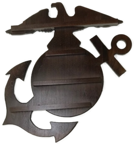MARINE COIN HOLDER FRONT